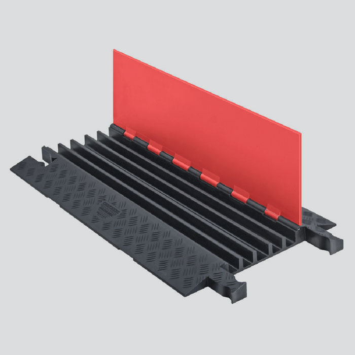 guard dog 5 channel general purpose cable protector gd5x125 o b ariba pow. Black Bedroom Furniture Sets. Home Design Ideas