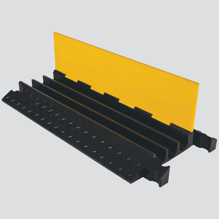 Yellow Jacket 3 Channel Heavy Duty Cable Protector Yj3